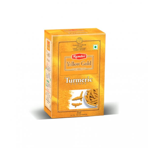 Yello Gold Turmeric Powder_M