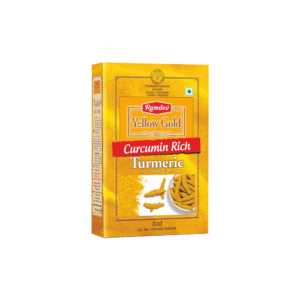 Yellow GoldTurmeric Powder